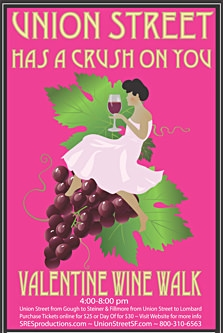 Valentine Wine Walk 2016