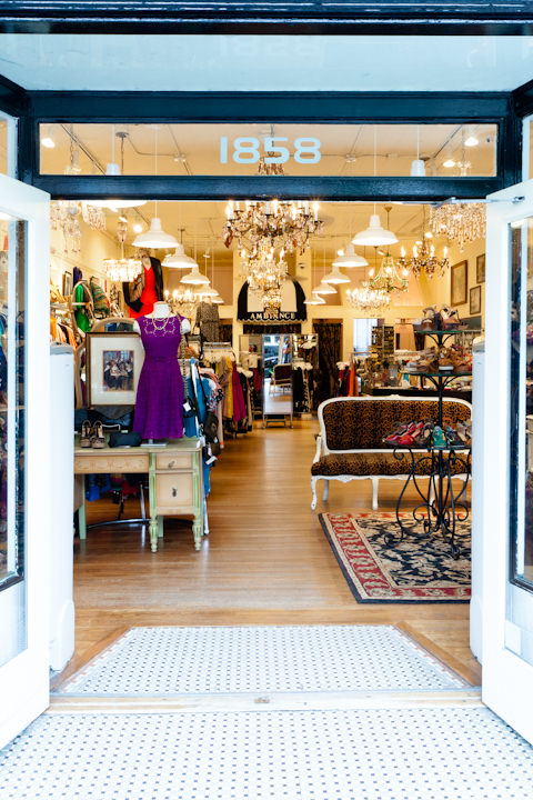 Shoe Store Irving St San Francisco